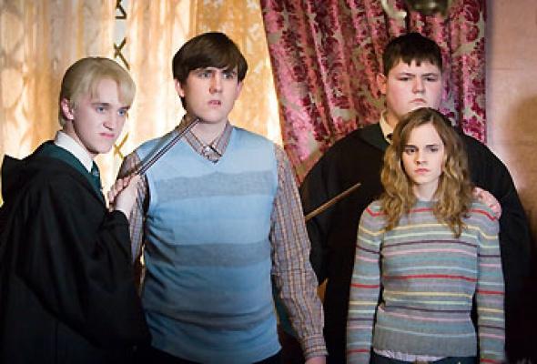 Гарри Поттер и Орден Феникса - Фото №4