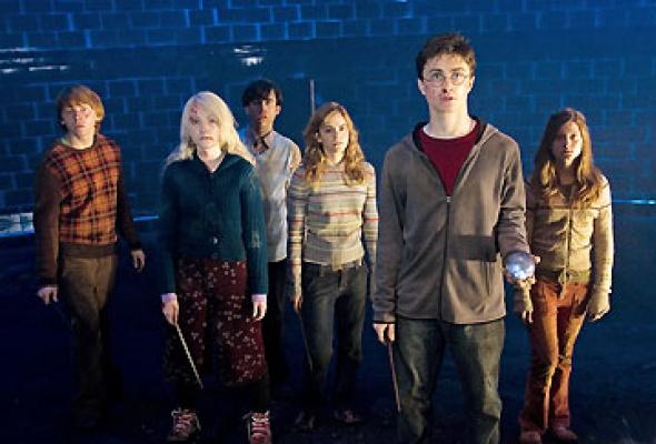 Гарри Поттер и Орден Феникса - Фото №5