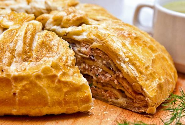 Праздничные блюда навынос - Фото №0