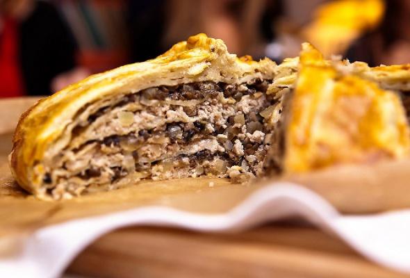 Праздничные блюда навынос - Фото №1