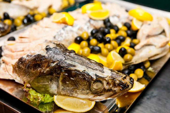 Праздничные блюда навынос