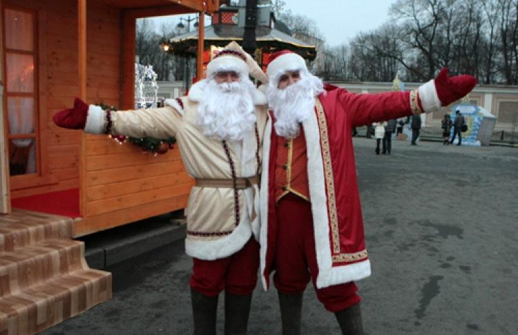Рождественская ярмарка-2011