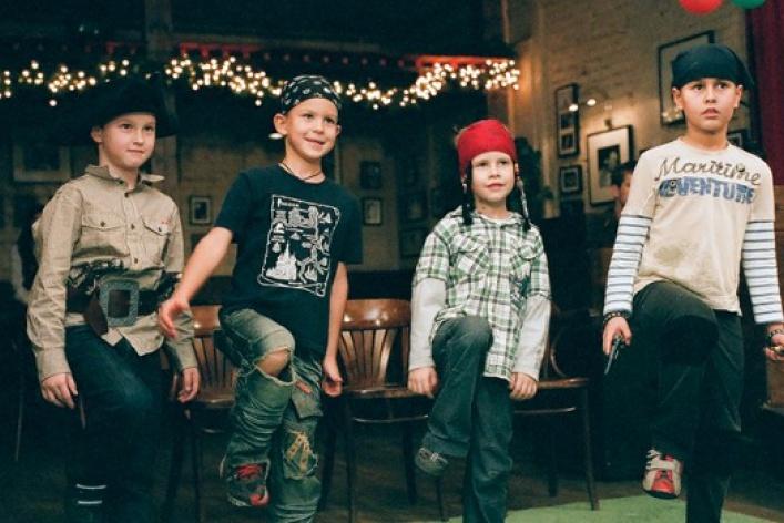 Детский клуб English Street Club