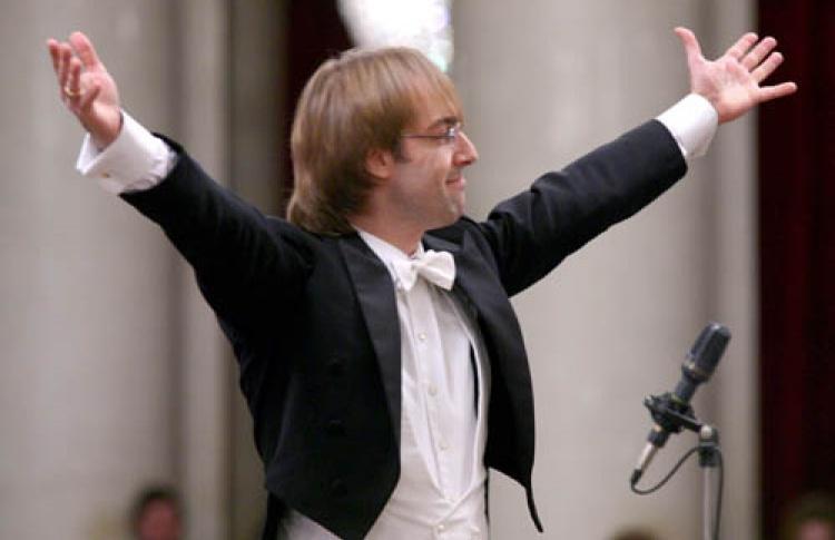 Новогодний концерт в Большом зале Филармонии