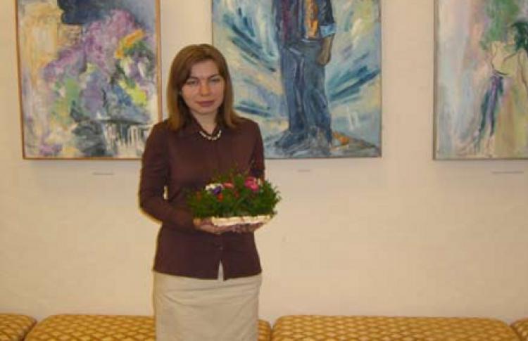 Татьяна Баценко