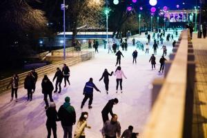 7открытых площадок для встречи Нового года