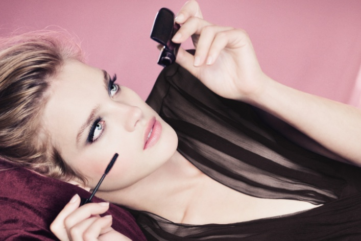 Guerlain представили новую эксклюзивную тушь Noir GdeGuerlain