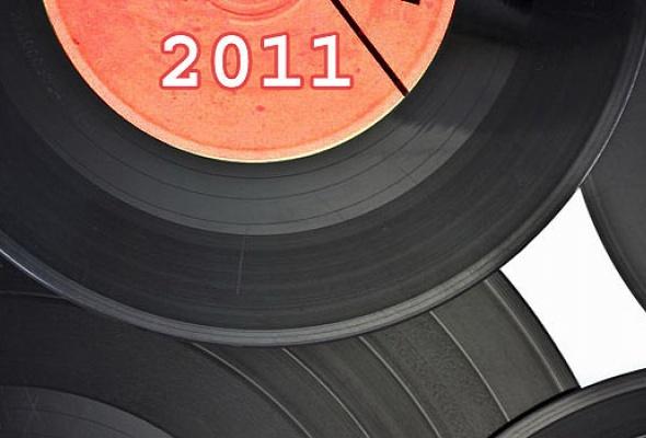 25главных альбомов 2011 года - Фото №0