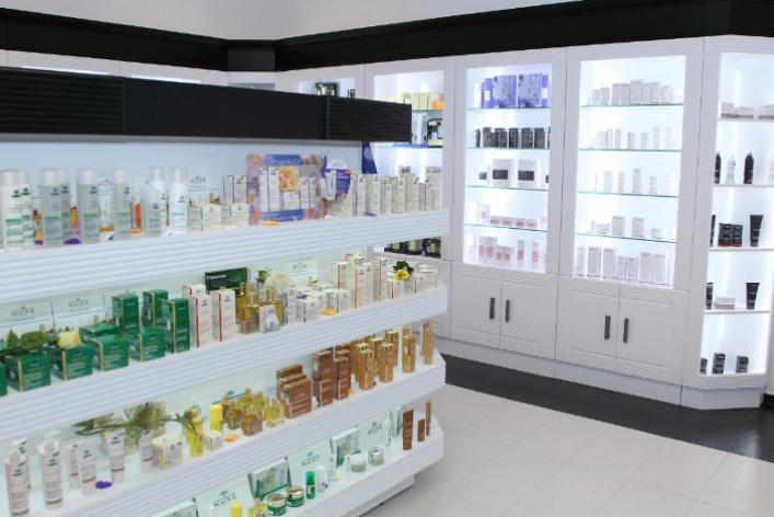 ВМоскве появилась сеть luxury-аптек A.v.e