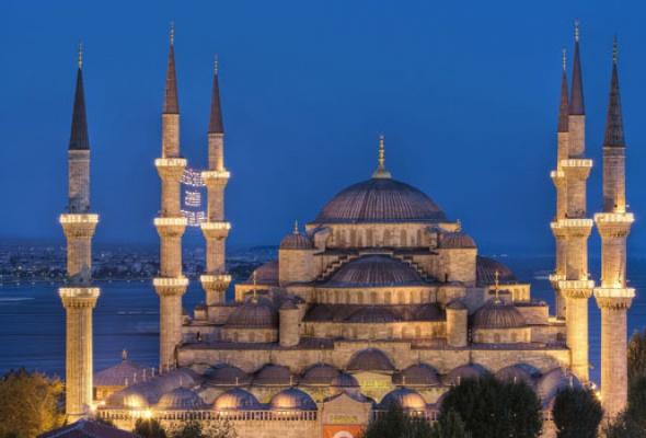 Зимние каникулы вСтамбуле - Фото №0
