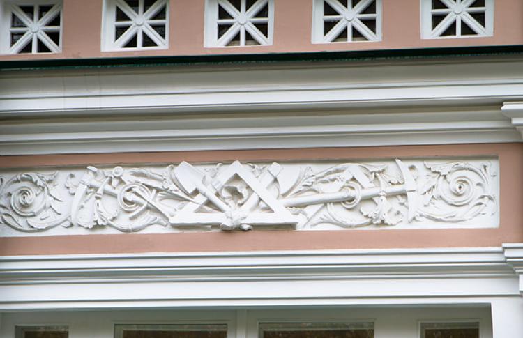 Москва масонская часть II