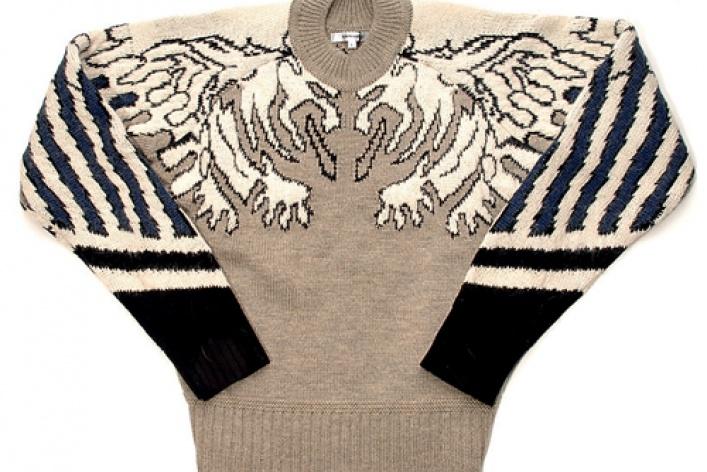 Топ: Шерстяные свитера