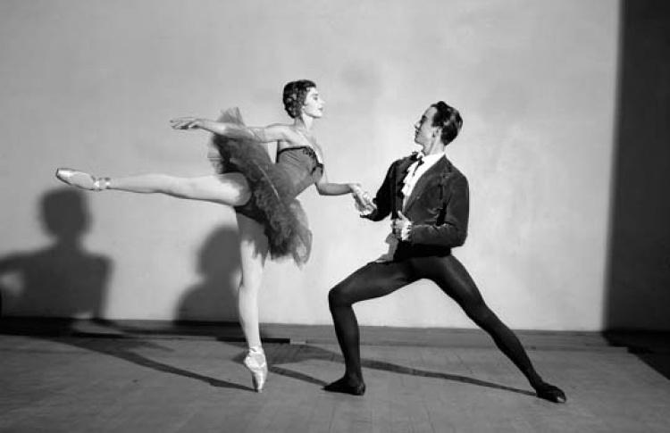 Пространство танца