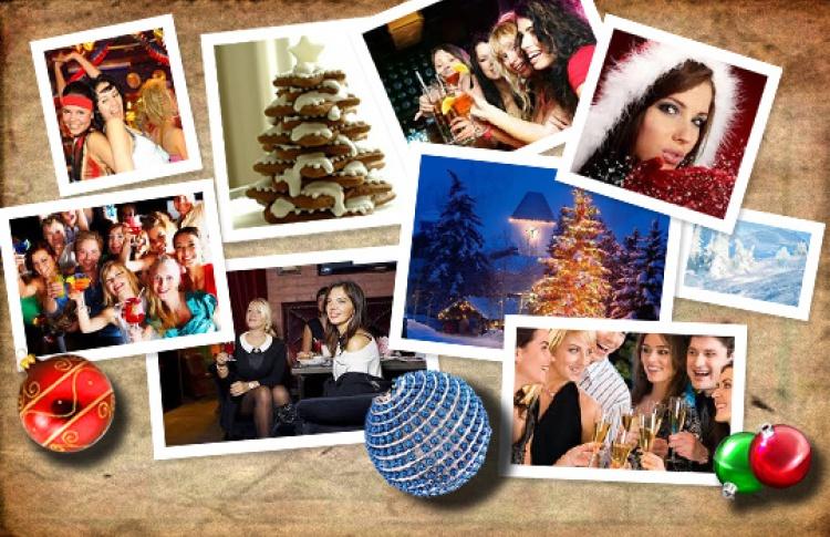 Празднуй Новый год наTimeOut.ru!