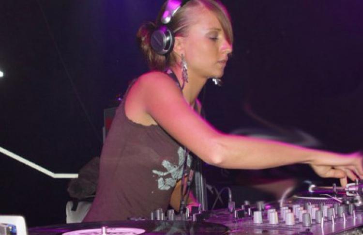 INBWT. DJs Lady Waks, Quest, Lexani