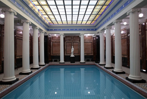 Лучшие бани исауны Москвы - Фото №2