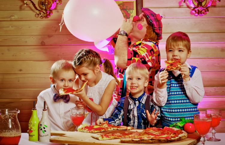 Семейные пицца-выходные