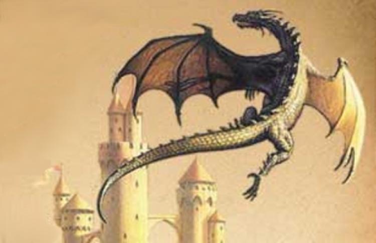 Легенда о драконах