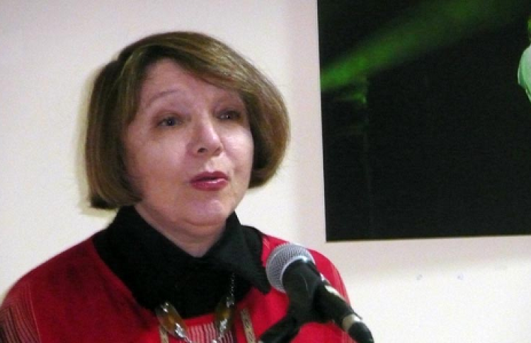 Светлана Аксенова-Штейнгруд