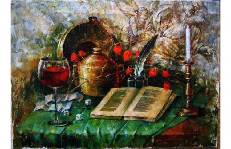 Елена Ильичева «Манускрипты старых мастеров»