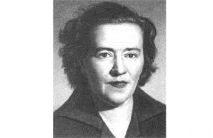 Вера Кетлинская
