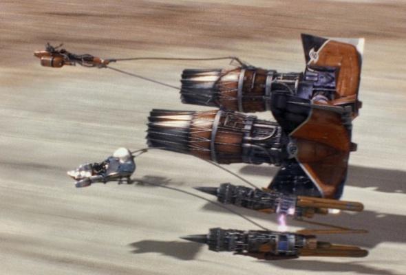 Звездные войны. Эпизод I: Скрытая угроза в 3D - Фото №11