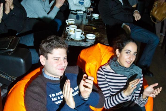 13января 2012: Шанти