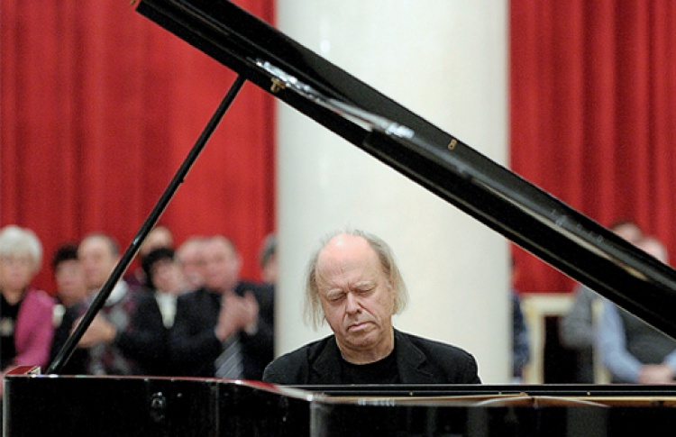 Фортепианный вечер Валерия Афанасьева