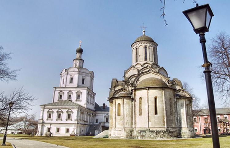 Малые монастыри Москвы