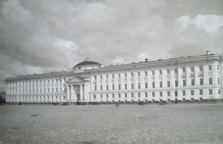 Архитектура Москвы периода классицизма