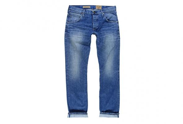 Wrangler пополнил джинсовую линейку новыми моделями - Фото №13