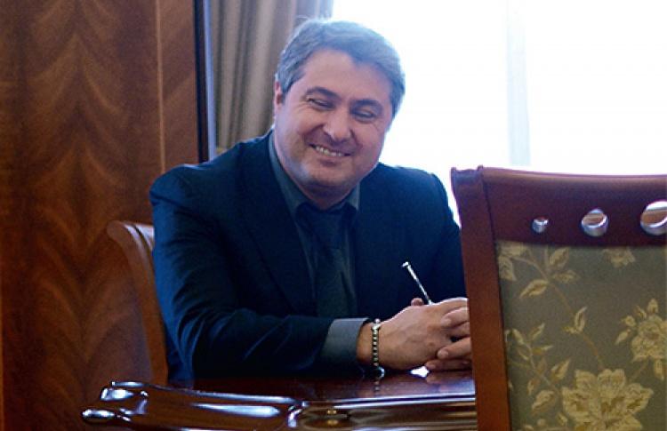 Интервью сДмитрием Месхиевым
