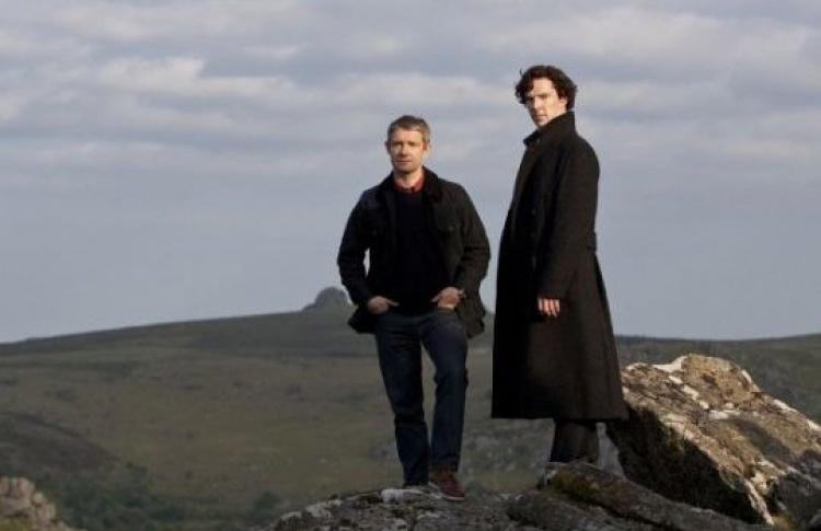 Третий сезон «Шерлока» появится нераньше 2013 года