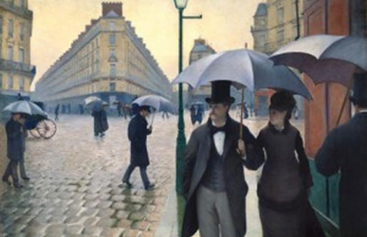 Париж — современный город на границе времен