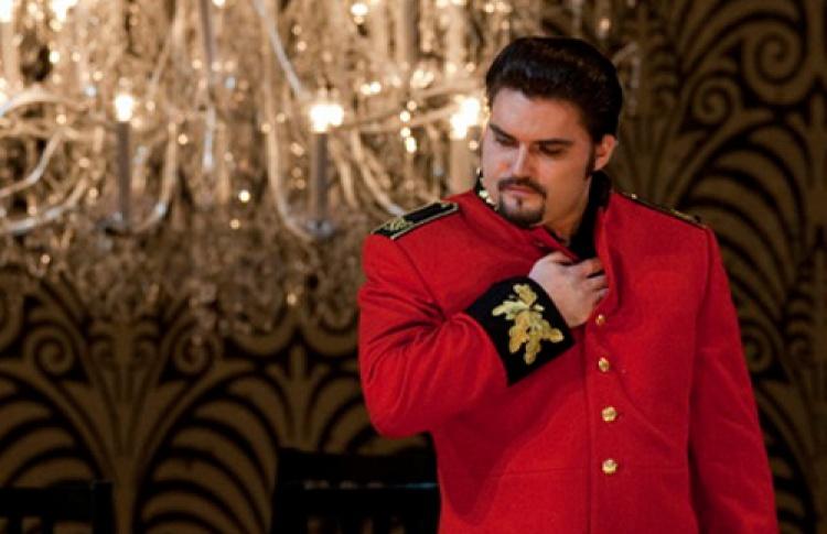 Интернет-трансляция оперы «Бал-маскарад»