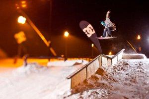 Сноуборд: как научиться игде покататься