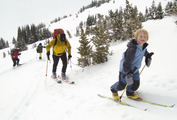 Как освоить горные лыжи - Фото №3