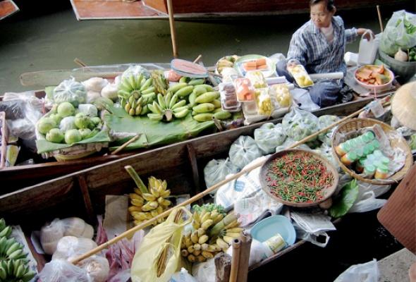 5самых интересных рынков мира - Фото №0