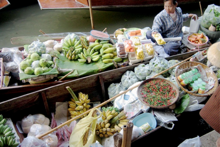 5самых интересных рынков мира