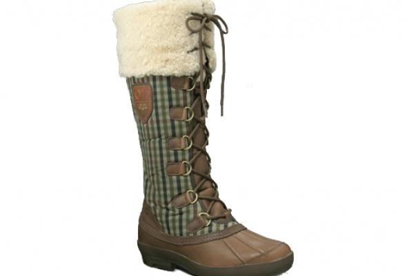 Где найти: Duck boots - Фото №1