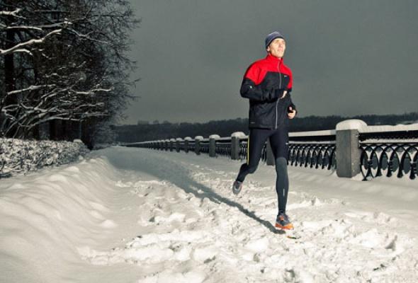 Зимний бег - Фото №0