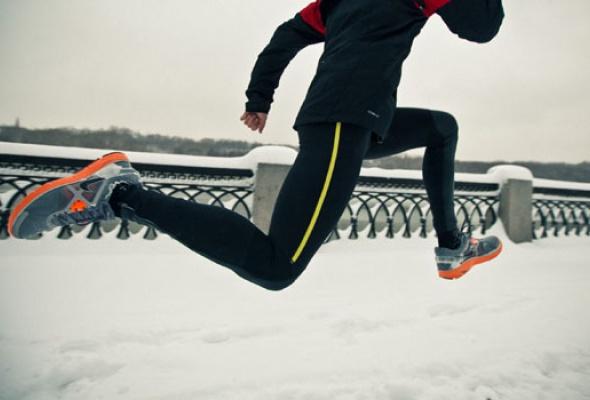 Зимний бег - Фото №1