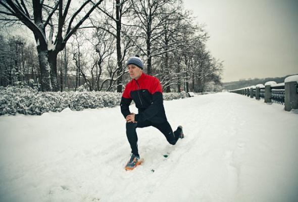 Зимний бег - Фото №2