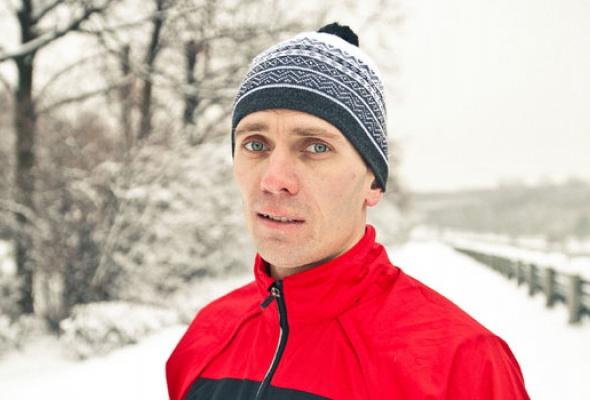 Зимний бег - Фото №3