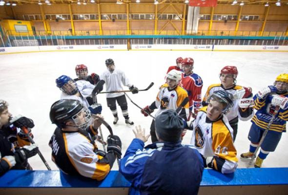 Хоккей: игра для настоящих мужчин - Фото №2