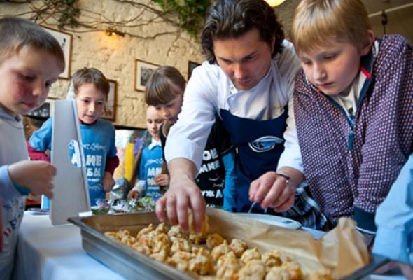 Зимние занятия Детского кулинарного клуба - Фото №0