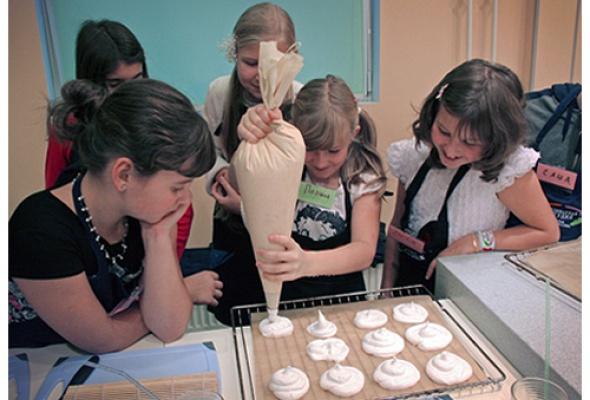 Зимние занятия Детского кулинарного клуба - Фото №1