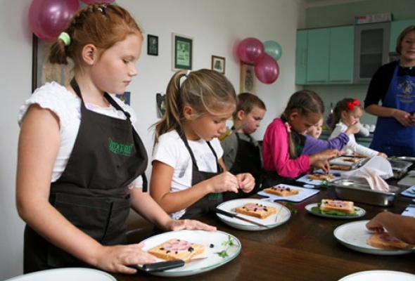 Зимние занятия Детского кулинарного клуба - Фото №2