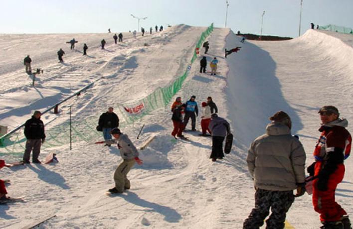 Центр всесезонных видов спорта «Ново-Переделкино»