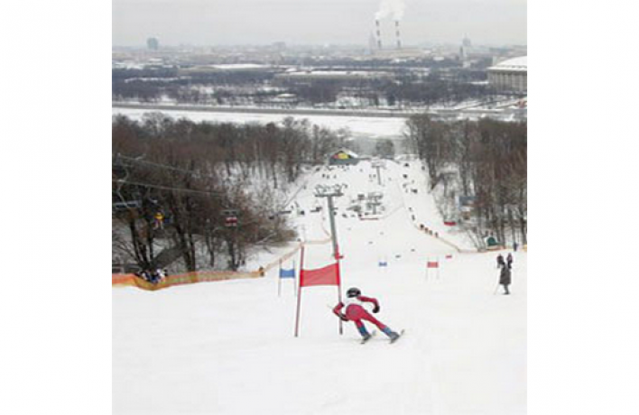 Спортивный комплекс «Воробьевы горы»